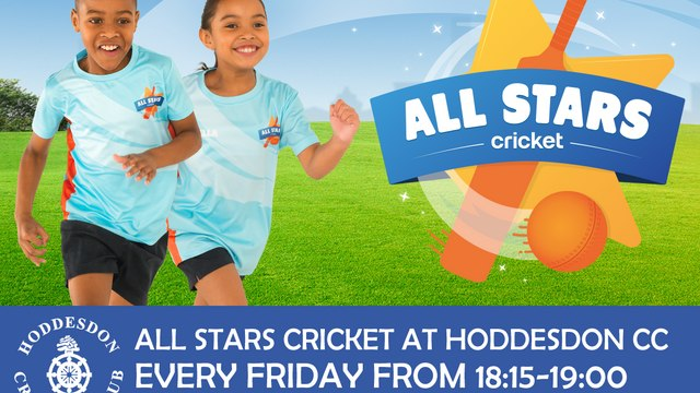ALL STARS CRICKET @HODDESDON CC