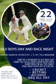 HACC old boys day