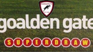 17 Dec: Goalden Gate Superdraw