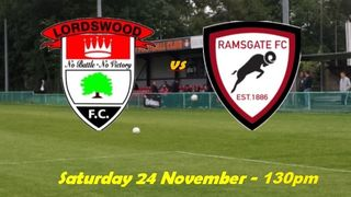 24 Nov: Lordswood v Reserves