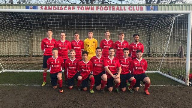 Sandiacre Town 1st Team