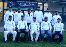 London Gymkhana CC - 2nd XI