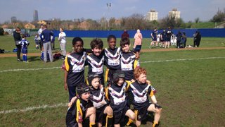 28th April - U11s/U9s at Medway festival; U7s at Woodmansterne