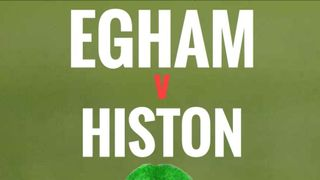 Egham match photos