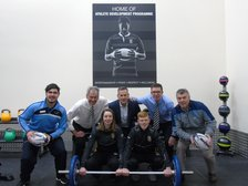 Perthshire Rugby Opens New Strength & Conditioning Facility