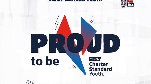 Club Awarded Charter Standard Status