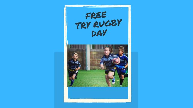 FREE TRY RUGBY DAY