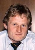 Russell Denson Club Captain 1983-1985 and 1987-1988