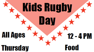 Kids Rugby Day