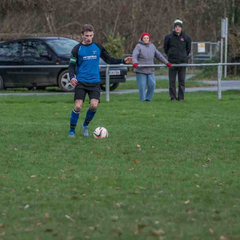 Berriew 3 - 2 Borth Utd   Saturday 21 November 2015