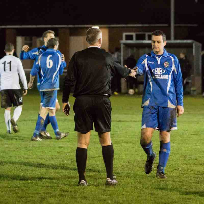 Welshpool 4 - 5 Llanrhaeadr.. League Cup 15-16 - Round 2 Friday 27 November 2015, 19:30