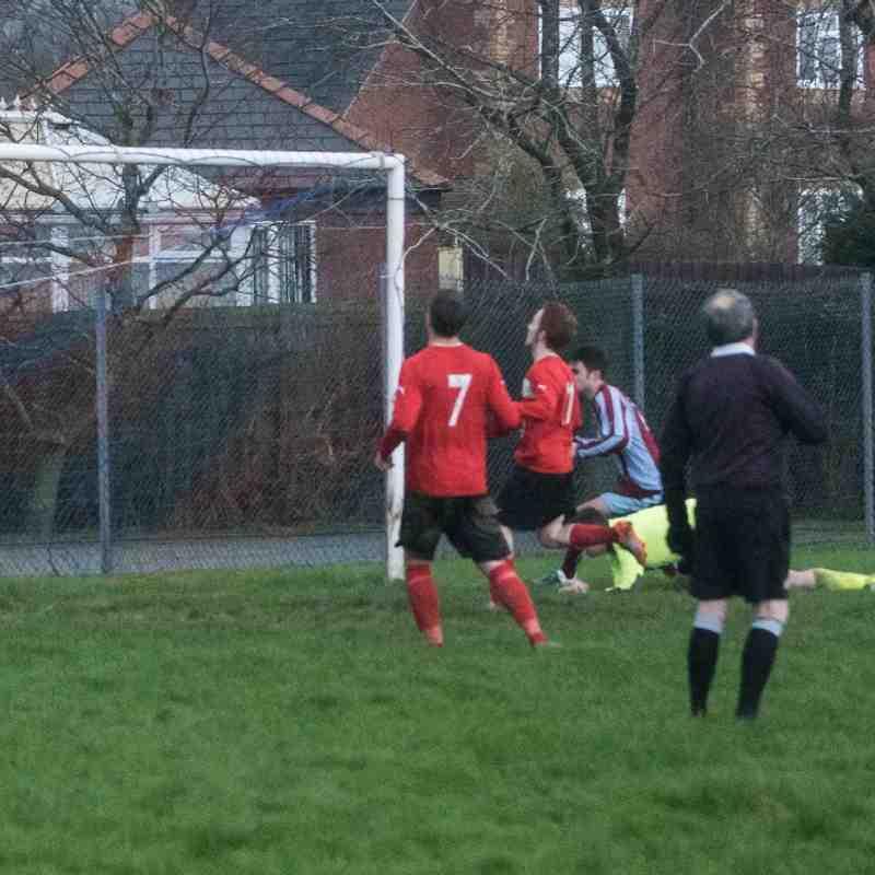 Churchstoke 1 - 3 Aberystwyth Uni