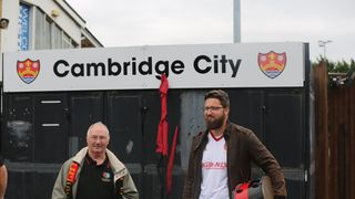 R's v Cambridge City FA Cup 1st Round Qualifying