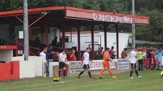 R's v Egham Town FA Cup 2nd Qualifying Round