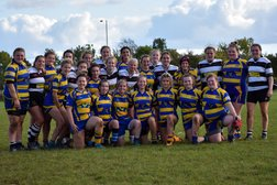 CRFC Girls Host Old Rivals in first home game of the year