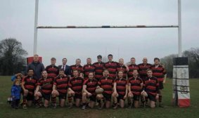 Wymondham 2nd XV Complete the season Undefeated at home