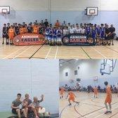 U14s battle hard in our Summer CVL Festival of Basketball