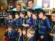 Under 9s win Worthing A Festival