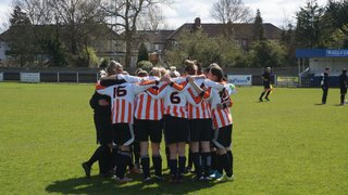 Ashford Town (Middx) Ladies FC v UCL - County Cup Final