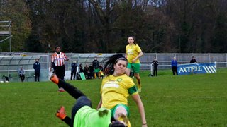 Ashford Ladies extend lead at the top