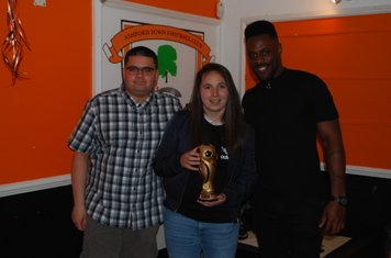 Alissa - Manager Player - First Team