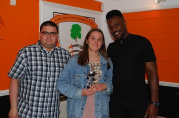 Phoebe - Young Player of the Year - First Team