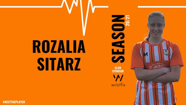 Meet the Player: Rozalia Sitarz