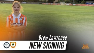 New Signings - First Team