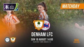 Match Programme V Denham United