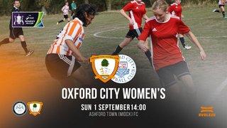 Match Programme V Oxford City