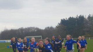 Salem Girls Rugby season