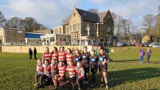 Salem Girls Rugby season part 2