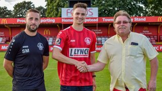 THE TUDORS MAKE ANOTHER SIGNING