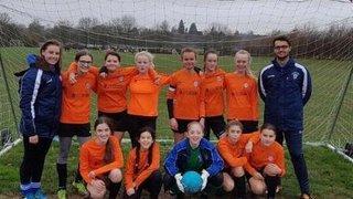 CWGFL Girls U13
