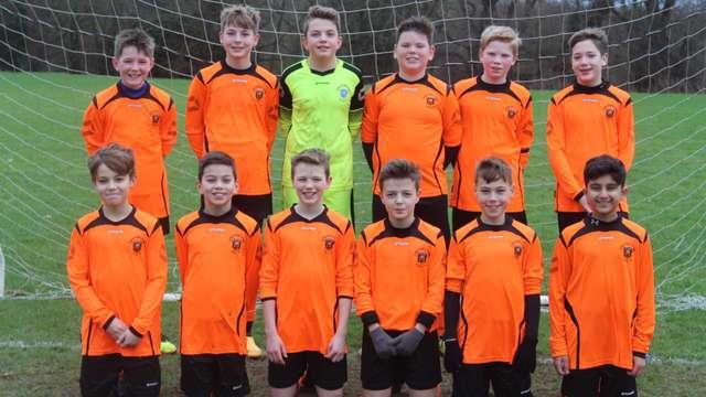 C&WYL U12 Rangers