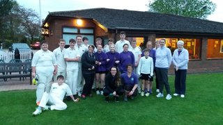 Under 15s tip and run their way to revenge over the Ladies