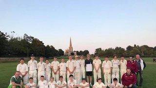 Under 15s open Norfolk Tour with win at Snettisham