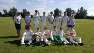 Under 15s close Tour with thrilling win
