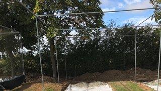 Outdoor Nets Area Redevelopment