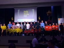 Under 15s runners-up at Rugby Sports Awards