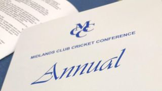 Midlands Club Cricket Conference Dinner