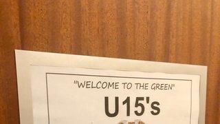 U15s v Parents - 23062019