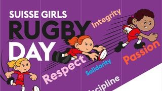 Swiss Girls' national rugby day