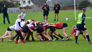 St Austell Girls Pitch Up and Play Newquay 30/09/18