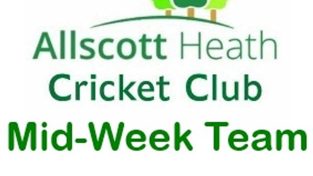 Allscott Heath CC Midweek XI