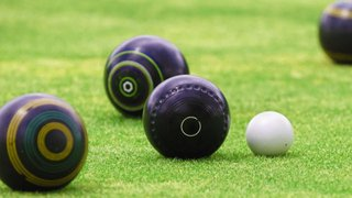 Opening of the Bowls Green Competition