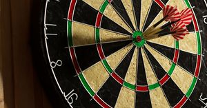 Fun Darts Competition Cancelled