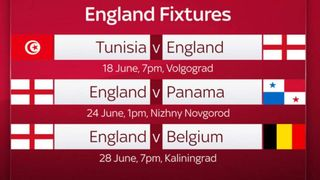 COME AND SUPPORT ENGLAND AT YOUR SPORTS CLUB AS THEY PLAY BELGIUM