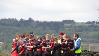 Newsome Panthers 20-28 Keighley Albion Blacks