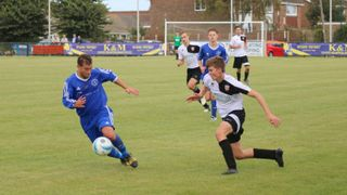 Young Lions fall to East Preston in Semi Final.
